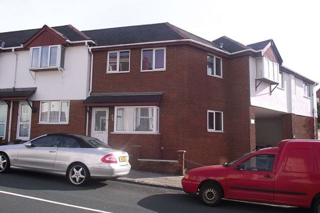 Thumbnail End terrace house to rent in Forest Road, Torquay
