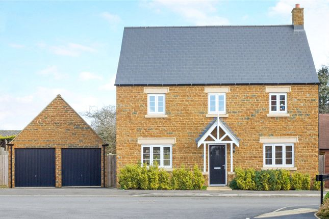 Thumbnail Detached house for sale in Millers Way, Middleton Cheney, Banbury, Oxfordshire