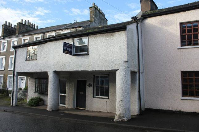 Thumbnail Cottage for sale in The Square, Burton, Carnforth