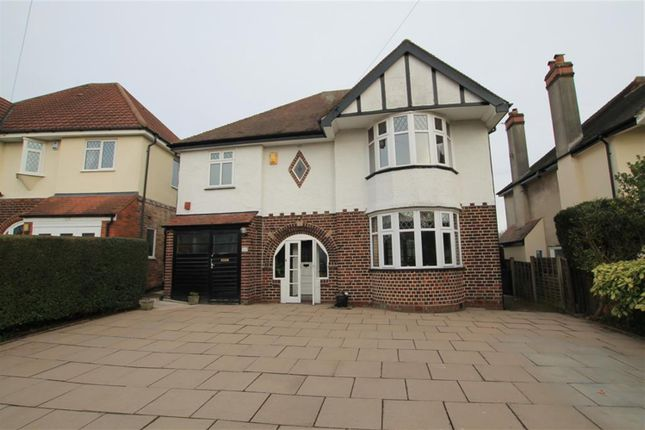 Thumbnail Detached house for sale in Maney Hill Road, Sutton Coldfield