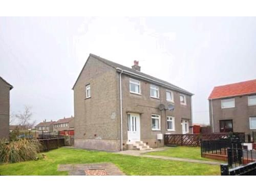 Thumbnail Semi-detached house to rent in Forde Crescent, Stevenston