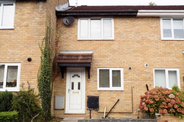 Thumbnail Terraced house for sale in Ash Walk, Talbot Green, Pontyclun