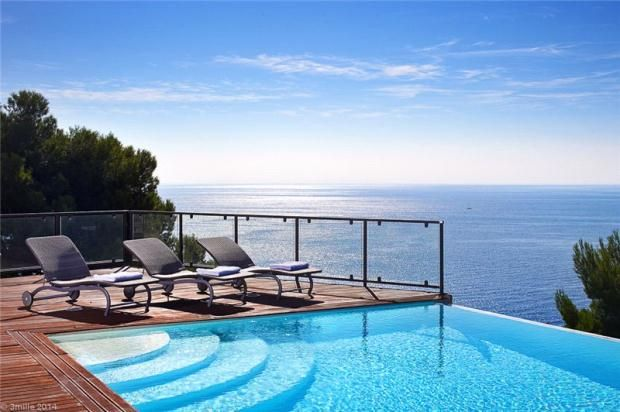 Thumbnail Property for sale in Eze, French Riviera, 06360