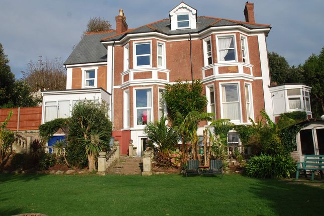 Thumbnail Block of flats for sale in Hunsdon Road, Torquay
