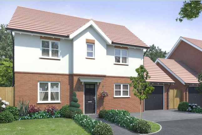 Thumbnail Detached house for sale in Plot 66 Whittle Phase 3, Navigation Point, Cinder Lane, Castleford