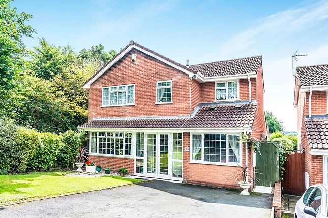 Thumbnail Detached house for sale in Fairburn Road, Randlay, Telford