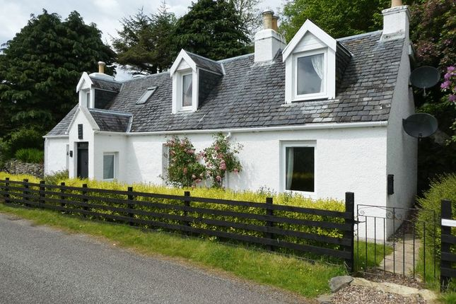 Thumbnail Detached house for sale in North Strome, Lochcarron, Strathcarron