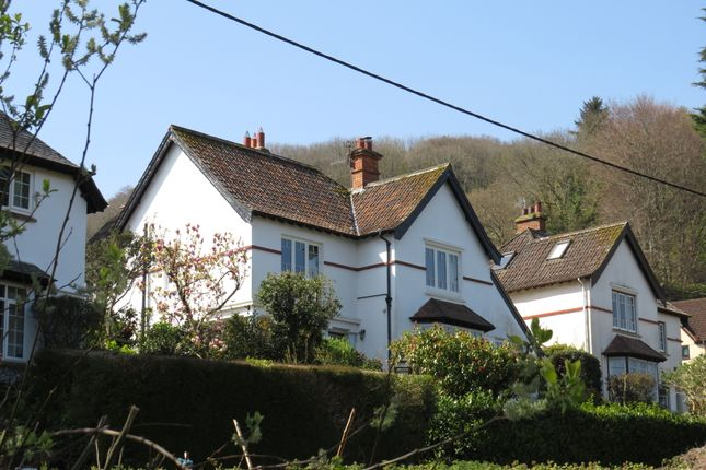 Thumbnail Detached house for sale in Toll Road, Porlock, Minehead