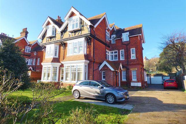Thumbnail Flat for sale in Denton Court, 20 Denton Road, Eastbourne