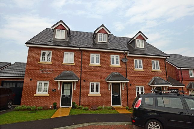Thumbnail Terraced house for sale in Warbler Road, Farnborough, Hampshire