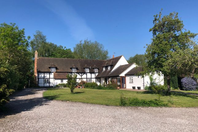 Thumbnail Detached house for sale in Moreton, Thame, Oxfordshire