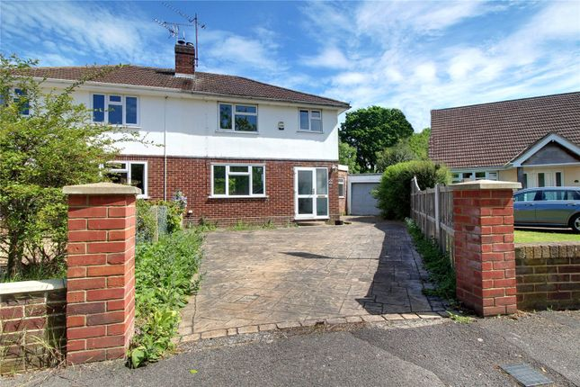 Thumbnail Semi-detached house to rent in Stanton Close, Earley, Reading, Berkshire