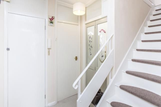 Hallway of Barnes Street, London E14