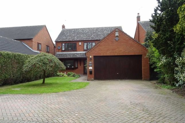 Thumbnail Detached house for sale in Kennel Lane, Witherley, Atherstone