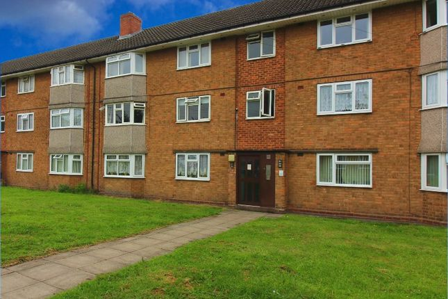 Thumbnail Flat for sale in Central Drive, Bilston