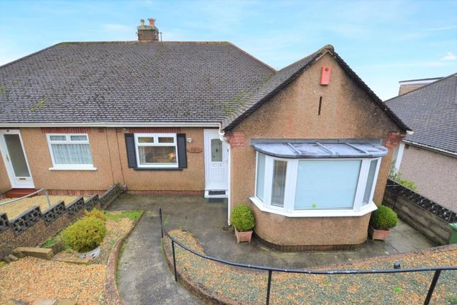 Thumbnail Semi-detached bungalow for sale in Darwin Crescent, Plymouth, Devon