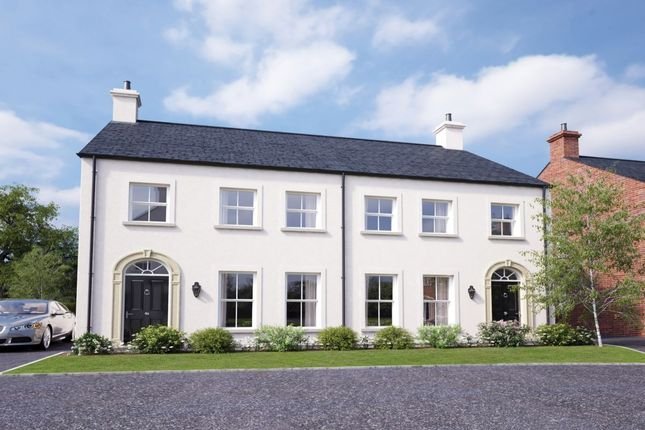 Thumbnail Semi-detached house for sale in ), Belfast Road, Muckamore, Antrim