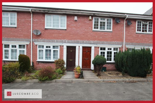Thumbnail Terraced house to rent in Baneswell Courtyard, Newport