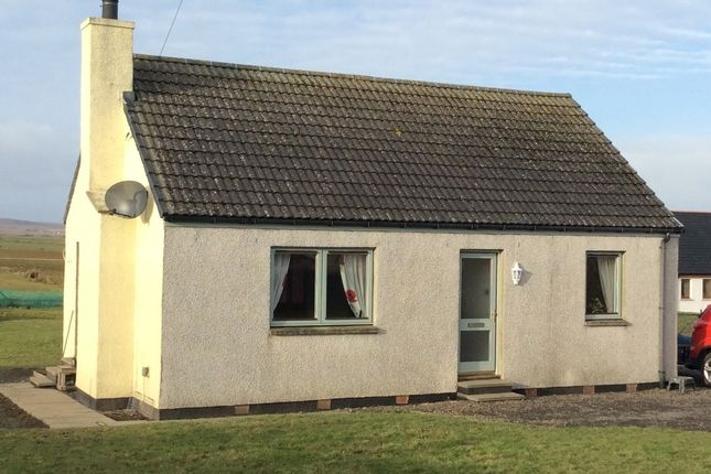 Thumbnail Detached house for sale in Achaneny, Harpsdale, Halkirk