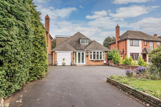 Thumbnail Detached bungalow for sale in Widney Lane, Shirley, Solihull