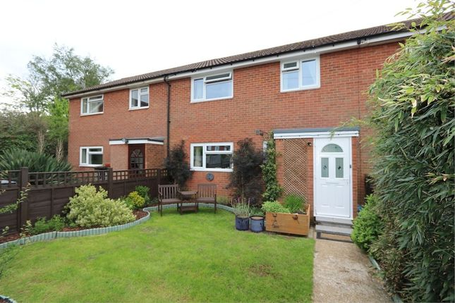 Thumbnail Terraced house for sale in Pankhurst Close, Bexhill-On-Sea, East Sussex