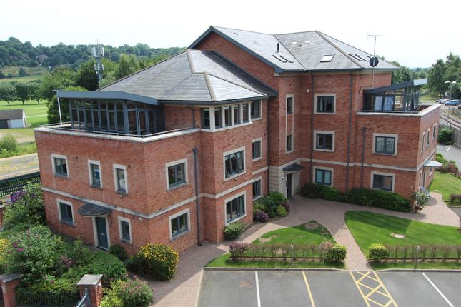 Thumbnail Flat to rent in Station Approach, Duffield, Belper