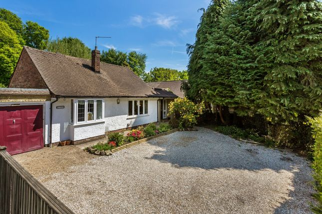 Thumbnail Detached bungalow for sale in Fermor Road, Crowborough