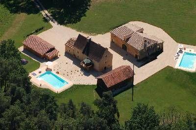 9 bed property for sale in Villefranche Du Perigord, Dordogne, France