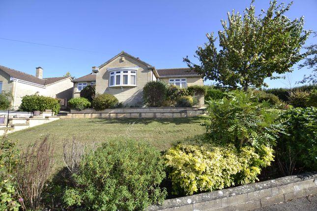 Thumbnail Detached bungalow for sale in Napier Road, Bath, Somerset