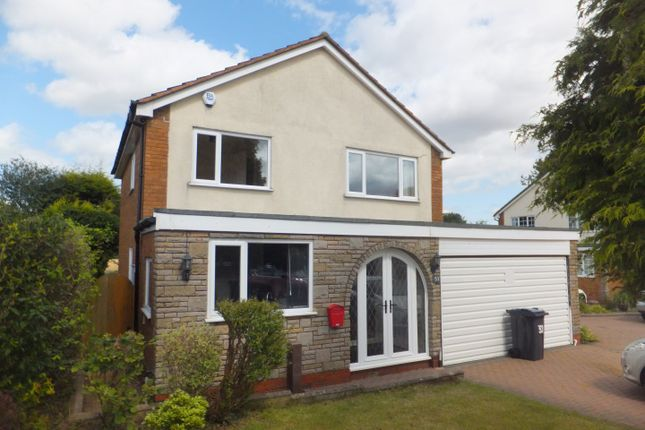 Thumbnail Detached house to rent in Mayall Drive, Four Oaks, Sutton Coldfield
