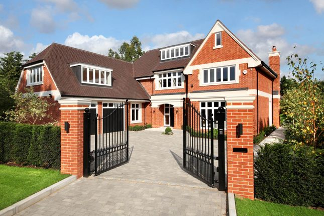 Thumbnail Detached house for sale in 6 Harebell Hill, Oxshott Way Estate, Surrey