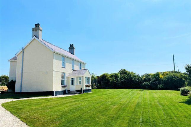 Thumbnail Detached house for sale in Aberdaron, Pwllheli