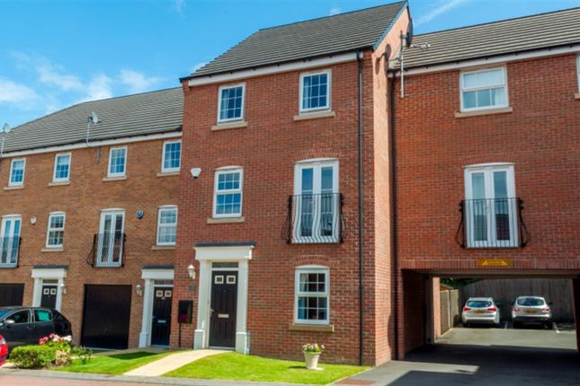 Thumbnail Semi-detached house for sale in Edward Close, Pudsey