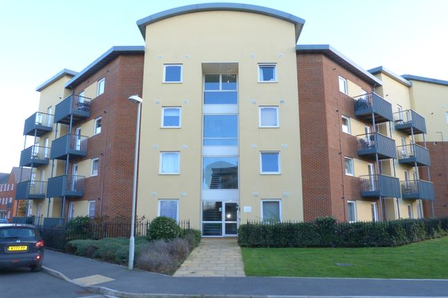 Thumbnail 2 bed flat for sale in Longhorn Avenue, Gloucester