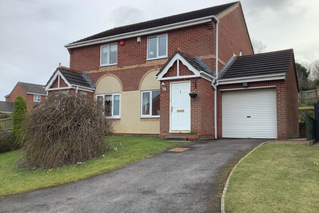 2 bed semi-detached house for sale in The Waggonway, Prudhoe NE42