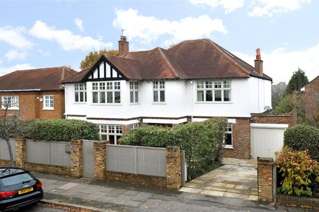 Thumbnail Detached house for sale in Ernle Road, Wimbledon