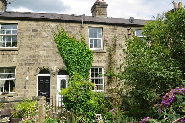 Thumbnail Terraced house for sale in West View, Mayfield, Ashbourne