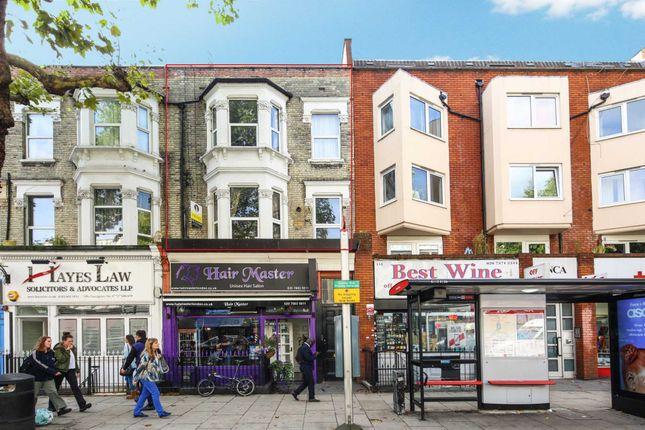 Thumbnail Maisonette for sale in Shepherds Bush Road, London