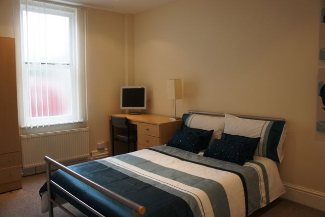 Thumbnail Terraced house to rent in Peveril Street, City Centre, Nottingham