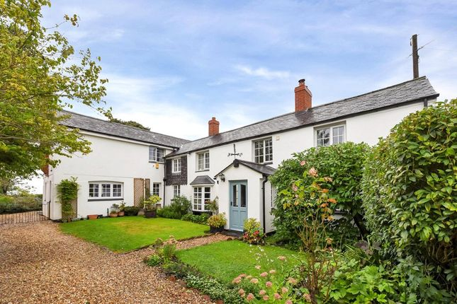 Thumbnail Detached house for sale in Mowsley, Lutterworth, Leicestershire
