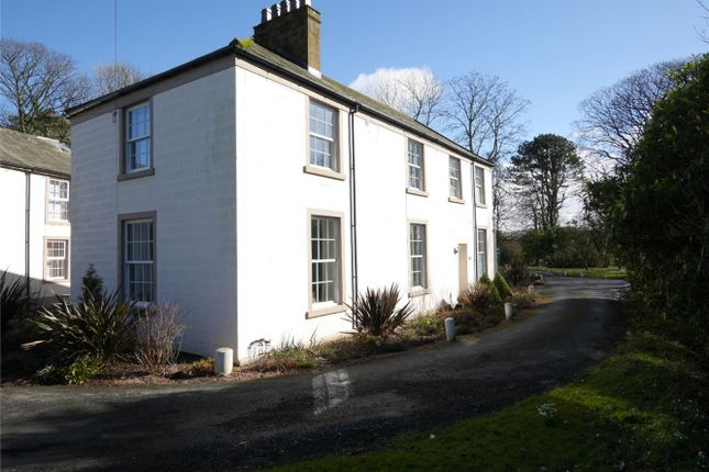 Thumbnail Detached house for sale in Mansion House, Gillfoot, Egremont, Cumbria