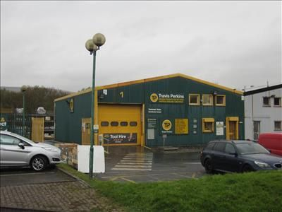 Thumbnail Light industrial to let in Unit 1, Raven Industrial Estate, Garnant, Ammanford, Carmarthenshire