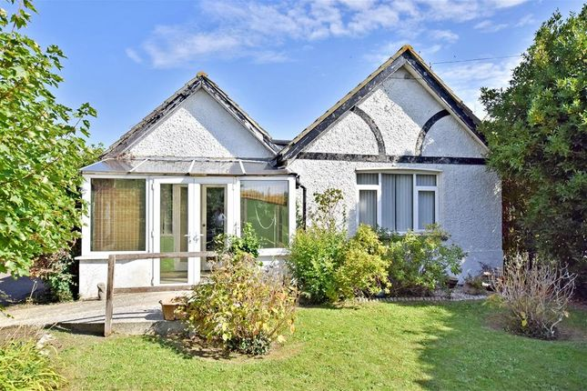 Thumbnail Detached bungalow for sale in Stocks Lane, East Wittering, Chichester, West Sussex