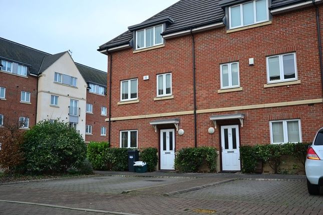 Thumbnail End terrace house to rent in Academy Place, Isleworth, Greater London.