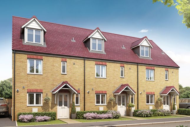 """4 bed property for sale in """"The Foxcote"""" at Haverhill Road, Little Wratting, Haverhill CB9"""