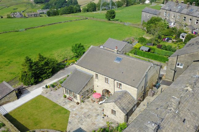 Thumbnail Detached house for sale in Calder Bank Farm, Calder Banks, Queensbury