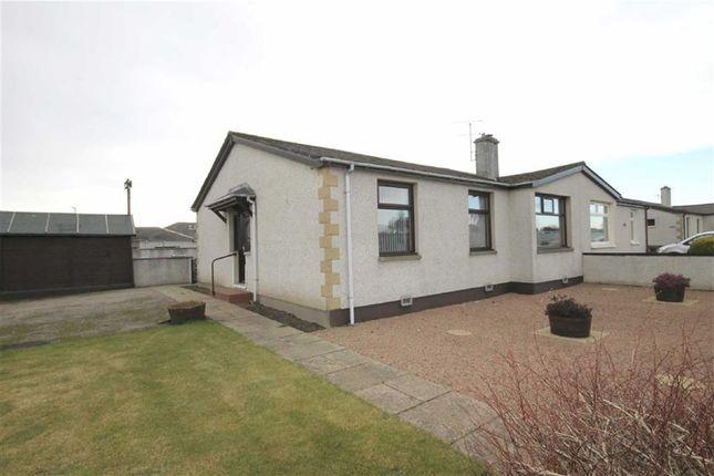 2 bed semi-detached bungalow for sale in Grampian Road, Elgin