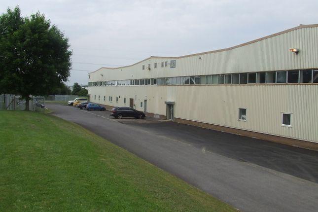 Thumbnail Light industrial to let in Stephenson Road, Swindon