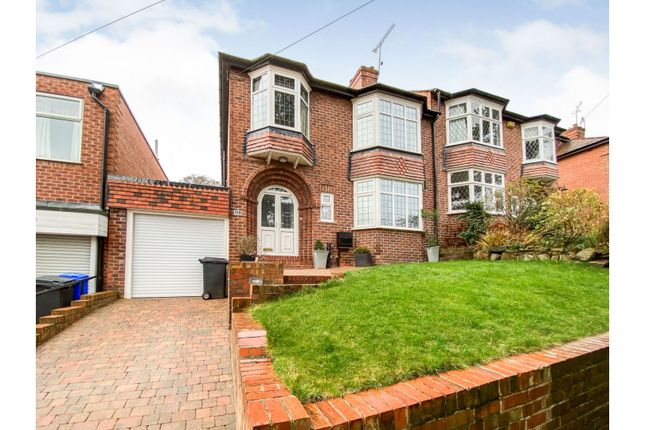 4 bed semi-detached house for sale in Button Hill, Sheffield S11