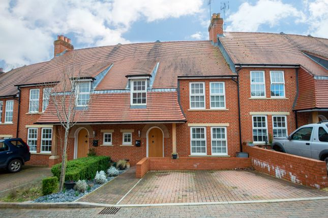 Thumbnail Mews house for sale in Lourdes Crescent, Hungerford